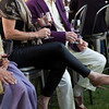 "Guests pull out all the stops for fashion at Auction Napa Valley. Photo by <a href=""http://www.tinacciphoto.com"" target=""_blank"">Jason Tinacci</a> for the Napa Valley Vintners."