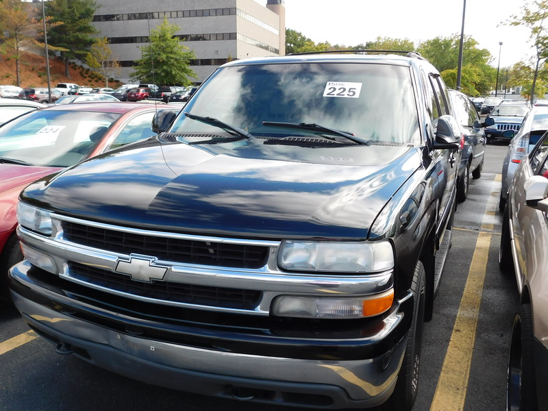 2001 Chevy Tahoe