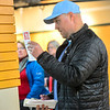 KRISTOPHER RADDER — BRATTLEBORO REFORMER<br /> People place their bids during an auction for the Outlet Center in Brattleboro on Thursday, Jan. 30, 2020.