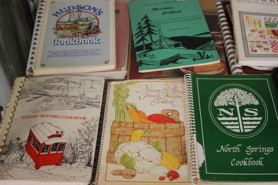 Spiral Bound Cookbooks