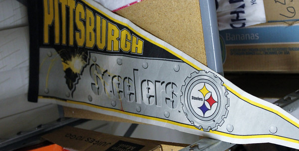 Pittsburgh Steelers Felt Penant