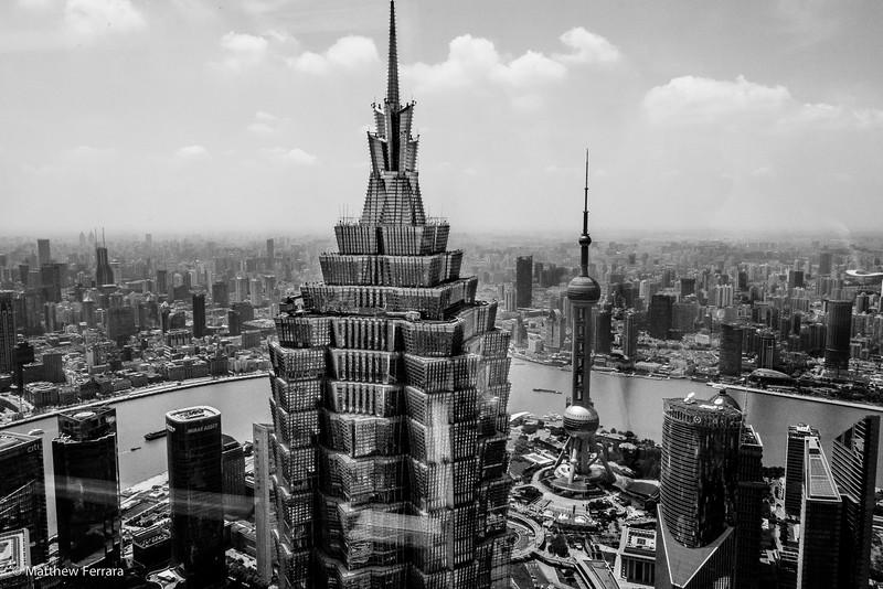 Peace, Shanghai, China