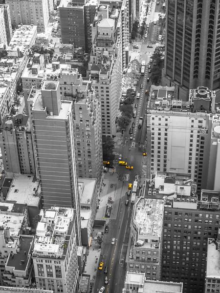 Hey, Taxi! New York City
