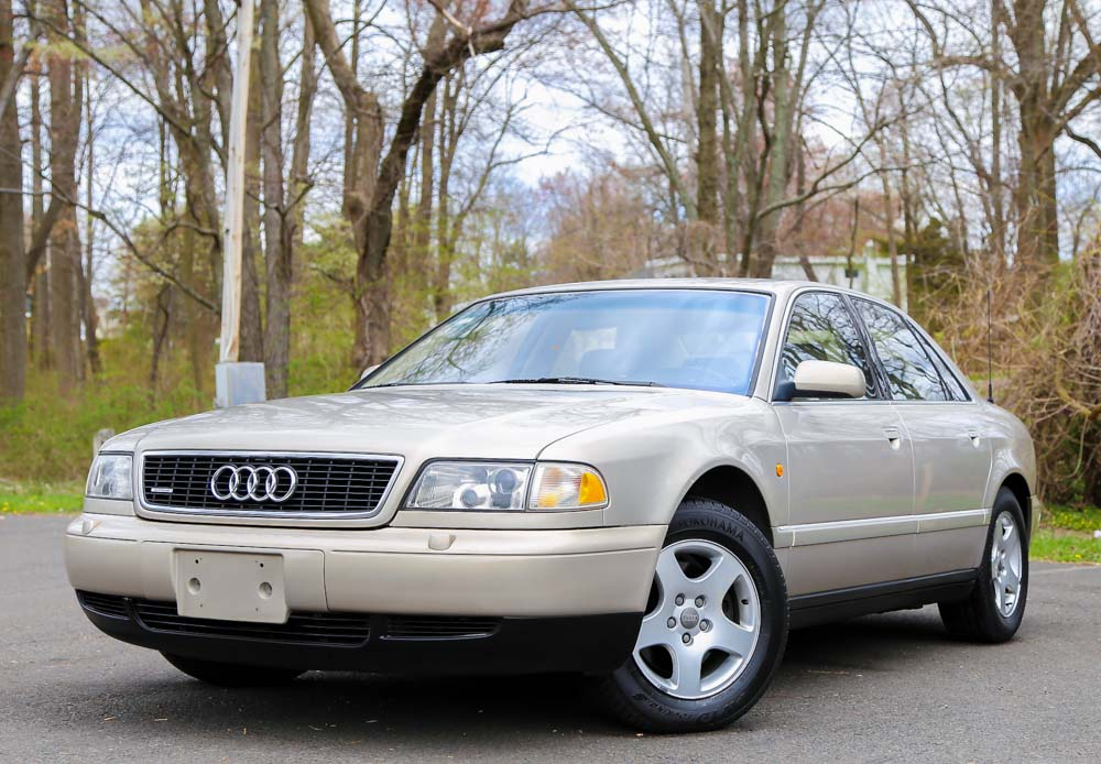 1998 Audi A8 Quattro Awd Super Low 69k Miles Serviced Ebay