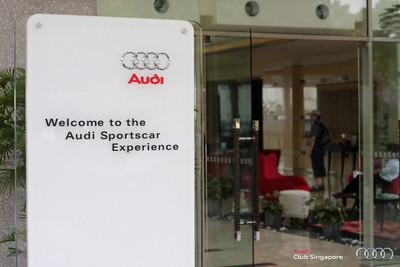 2008 Audi Driving Experience (Sepang Circuit)