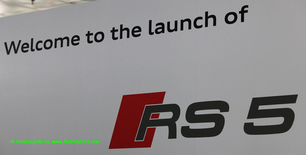 Audi RS5 Launch, Sepang Circuit (Aug 2010)