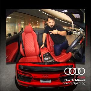 Audi North Miami Grand Opening