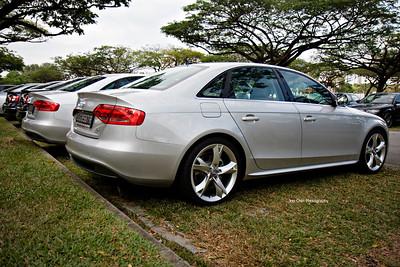 Audi A4 B8 GTG August 2008