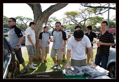 VAGSG Crew Shirt Distribution 2007