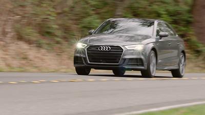 2017 Audi A3 2.0T Quattro Driving Reel