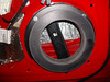 "Custom made speaker adapters from  <a href=""http://www.car-speaker-adapters.com"">http://www.car-speaker-adapters.com</a> mounted to door"