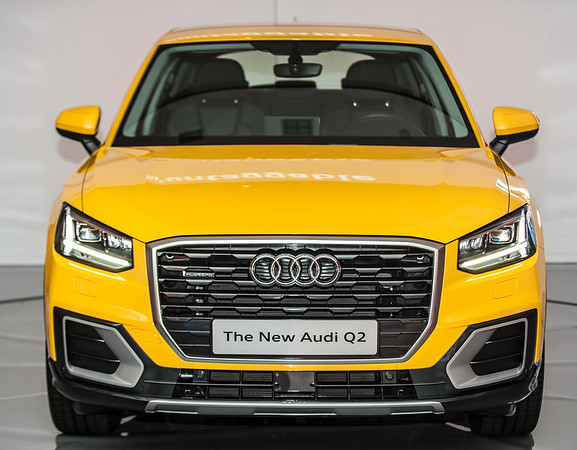 Audi quattro Cup Final 2016