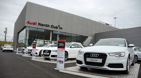 Future Now At Audi North Dublin Thephotoproject - Audi test drive