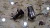 Factory bolt and 8mm socket