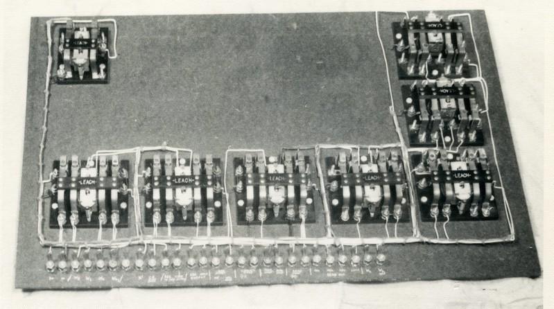 Audic 1 - shift panel