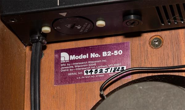 Audio Pro B2-50