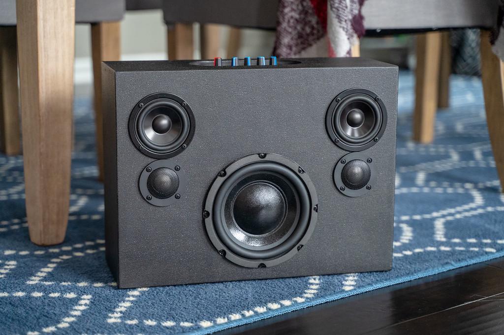 Pe Diy Bluetooth Boombox Kits Avs Forum Home Theater