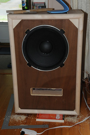 DIY speaker grilles