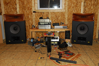Four Pi with Yuichi A290+JBL 2441 and JBL 2226