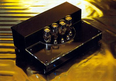 Audio Innovations First Amplifier
