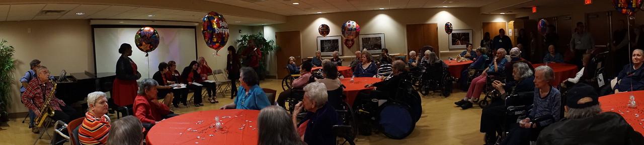 Audrey Vion's Retirement Party
