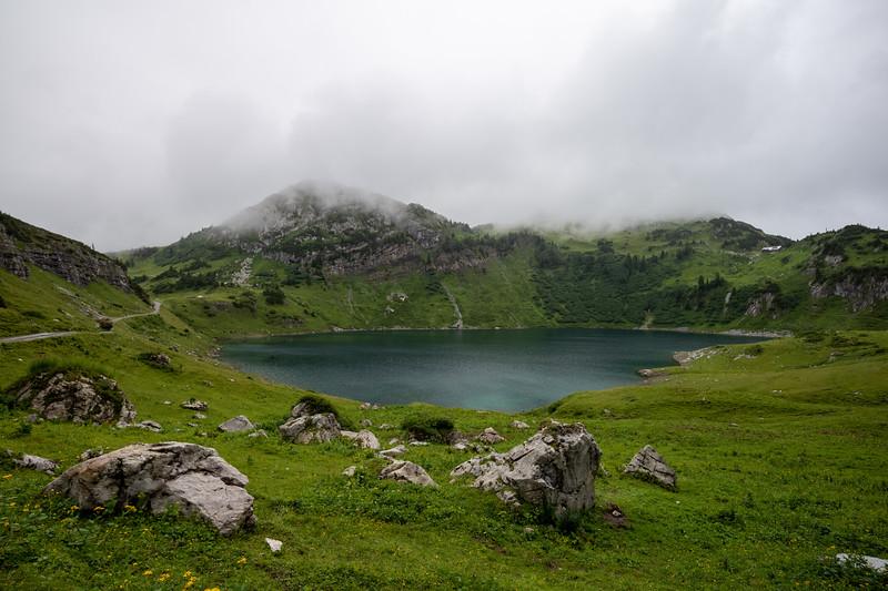 Formarinsee, Vorarlberg, Österreich