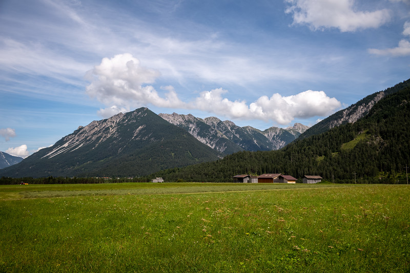 Eindrücke am Weg zwischen Holzgau und Ebligenalp, Vorarlberg, Österreich Eindrücke am Weg zwischen Holzgau und Ebligenalp, Vorarlberg, Österreich