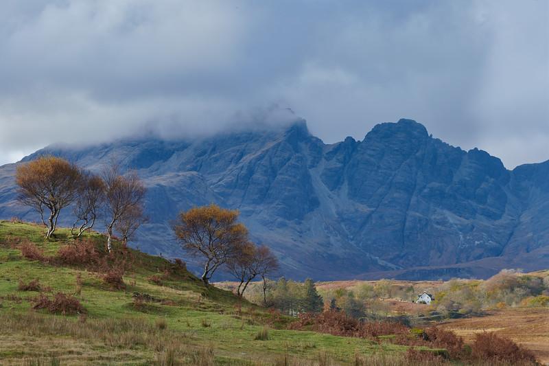 Auf dem Weg nach Elgol, Isle of Skye, Schottland