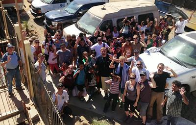Aug 16-17, 2014 Puerta Hermosa
