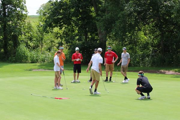 Aug. 18, 2018 - Arrowhead Open Golf Tournament