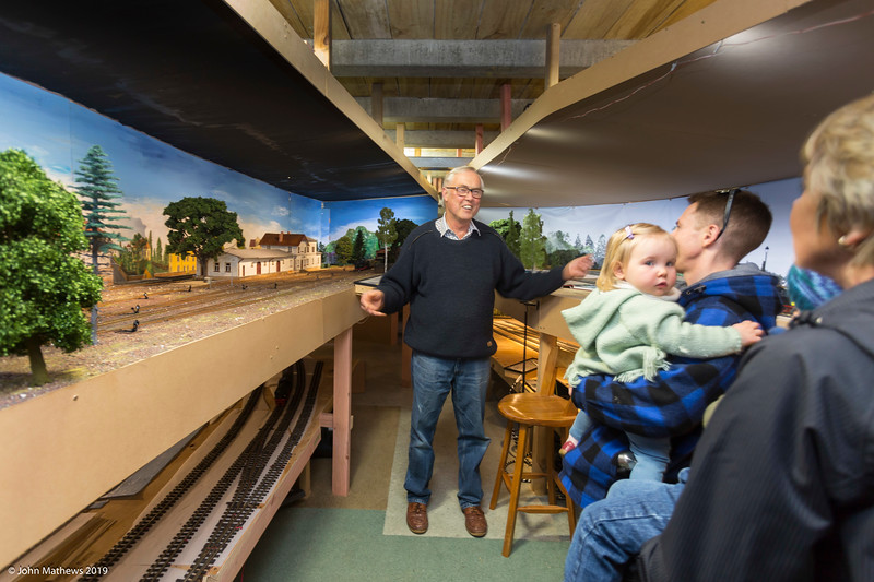 20190822 at Fairhall Railway Co 20190822 Tim, Ruby, Brett & Janet at Fairhall Railway Co _JM_7324