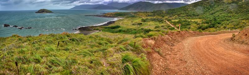 Archer Point via Cooktown.