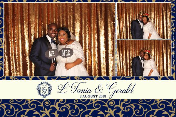 L'Tania & Gerald - Strips
