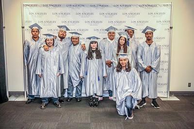 August 14, 2015 LAFS Graduation