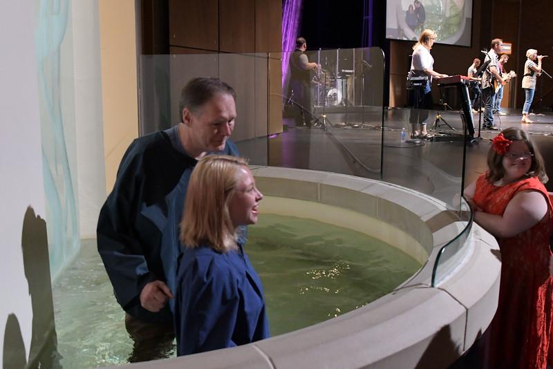 August 2016 Baptisms