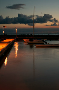 Ala Wai Boat Habor