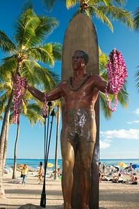 Duke something (some famous surfer dude)