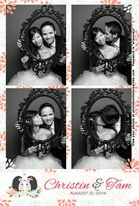 Christin and Tam Wedding