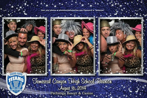 Temescal's 20th High School Reunion