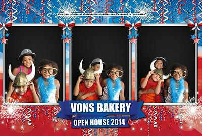 Von's Open House