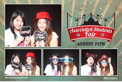 CSUN - Associated Students Fair 2015