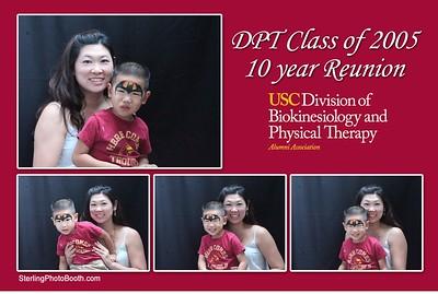 DPT Class of 2005 10 Year Reunion