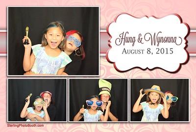 Hung & Wynonna's Wedding