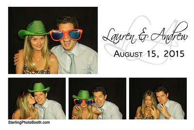 Lauren & Andrew's Wedding