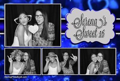 Serena's Sweet 16