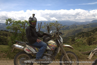 August 2016 OFFROAD Ecuador ADVenture
