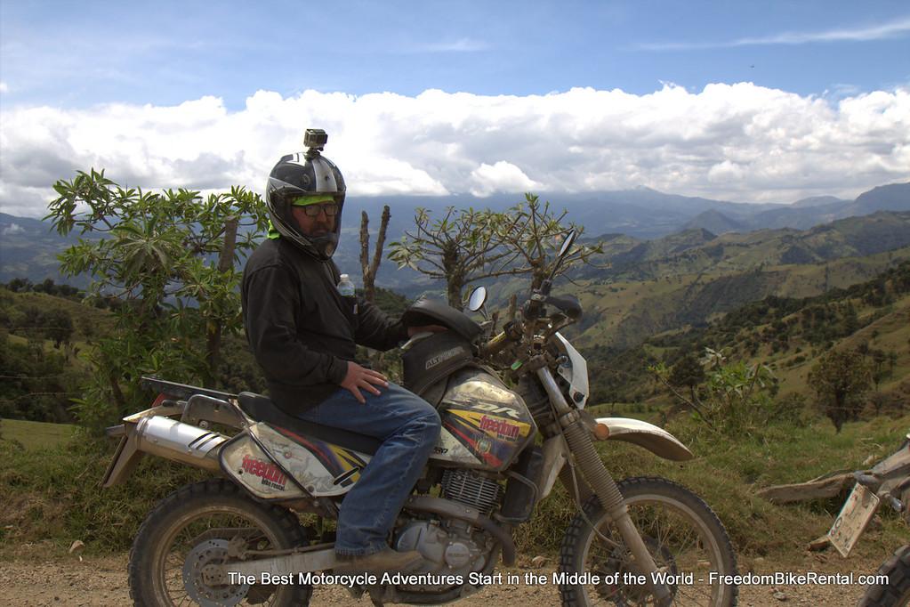 August 2016 OFFROAD Ecuador ADVenture