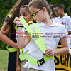 082916  Wesley Bunnell | Staff<br /> <br /> Smith School held a ceremony on Monday where 5th grade students received their AAA Safety Patrol sashes in the attendance of local school officials , police and a AAA representative.
