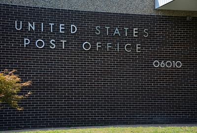 8/25/2016 Mike Orazzi | Staff The Bristol Post Office.