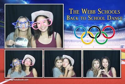 The Webb Schools - Back to School Dance